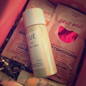 Variety of Beauty Products